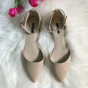Forever 21 Shoes - 🎀Nude Ballerina Flats